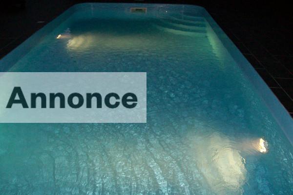 Pool på Hotel strandlyst Samsø