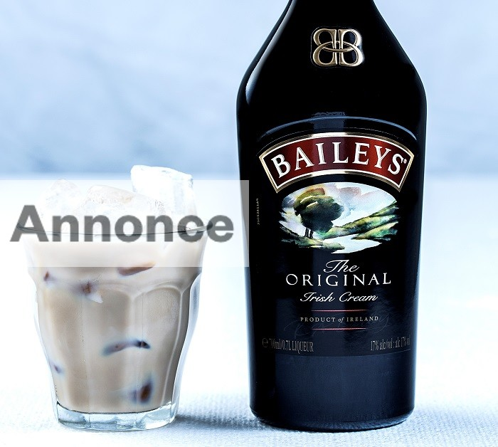 Afholte 40 år med Baileys | Bord1.dk XD-86
